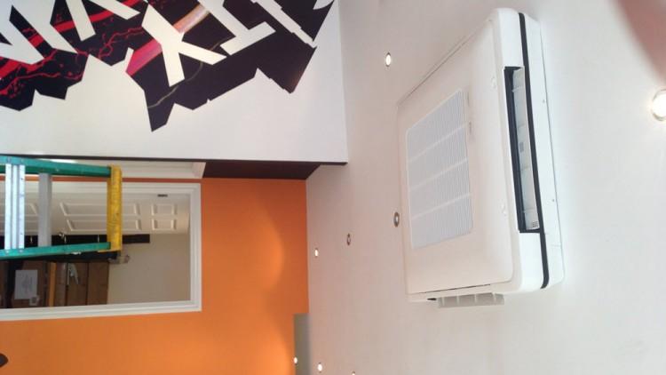Daikin Air Conditioning Installation in Manchester City Centre