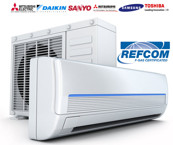 Air Conditioning, Office air conditioning, Manchester