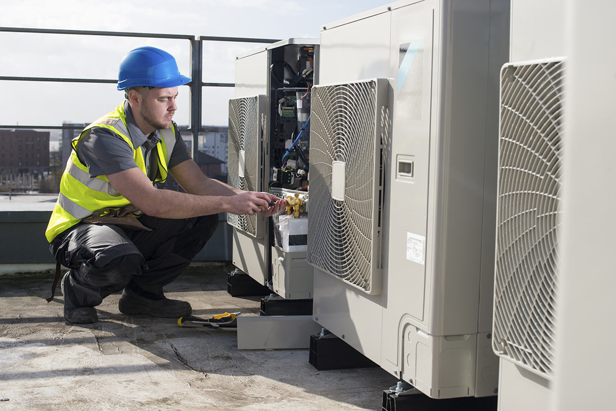 Air Conditioning Service, Maintenance & Repair, Manchester